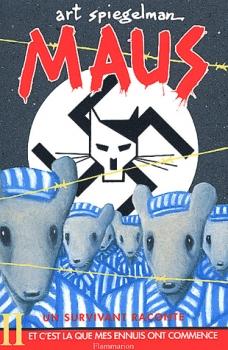 Maus - tome 2 (1992) (fin)