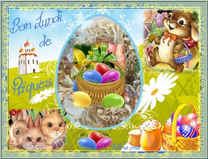 Bon lundi de pâques - Bienvenue chez Sellena