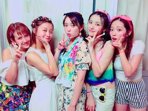 Retour sur la prestation des ℃-ute à OTODAMA