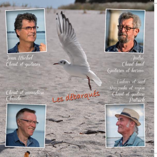 LE CD ALBUM DES DÉBARQUÉS : NEUVIÈME TITRE