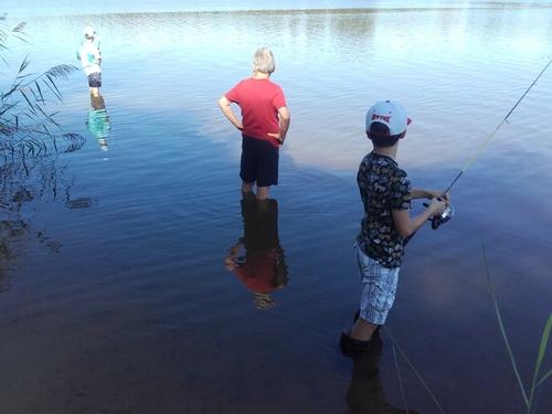 Initiation pêche du mardi