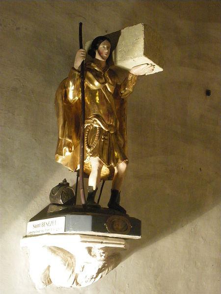 Saint Bénezet († 1184)