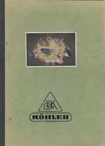 KOHLER - livret