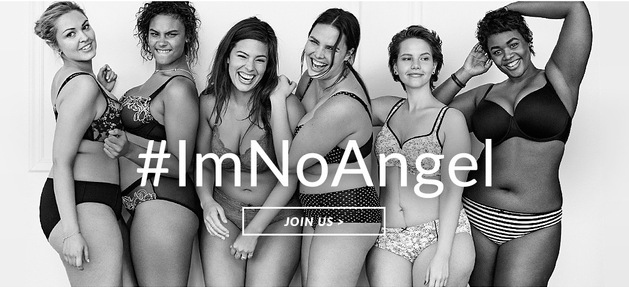 """I'm no Angel"" : la campagne anti Victoria's Secret"""