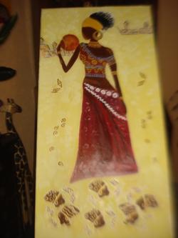 mes peintures à huile
