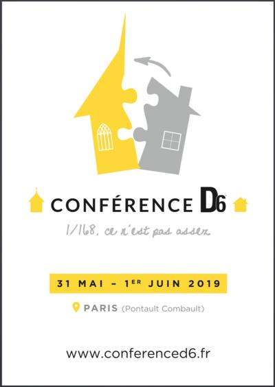 A vos Agendas - Conférence D6