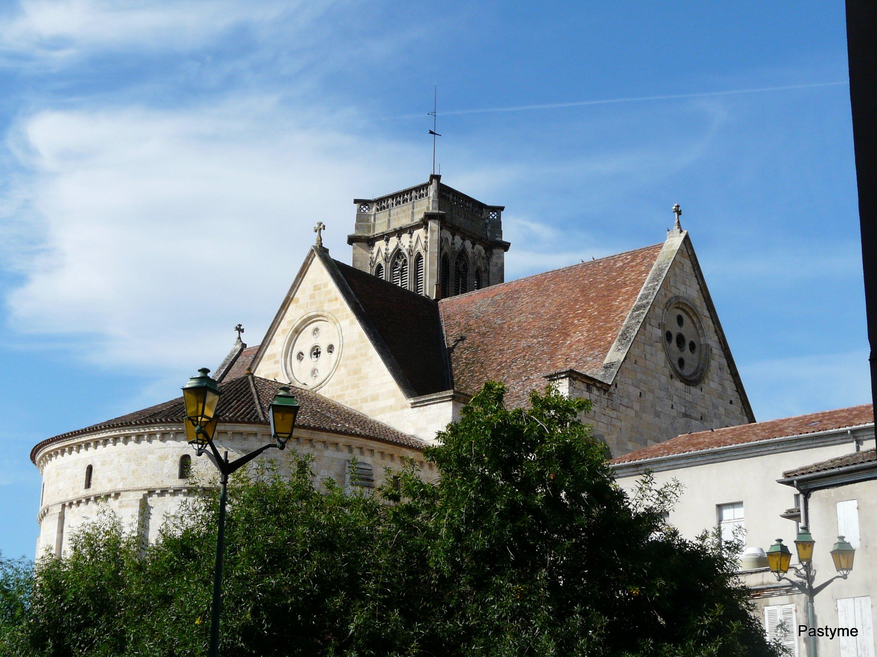 AGEN - Cathédrale SAINT CAPRAIS