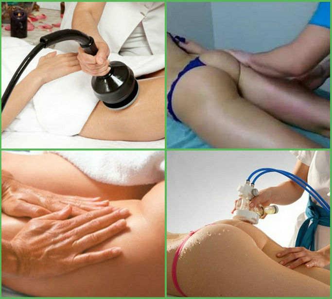 Как самостоятельно сделать эффективный антицеллюлитный массаж