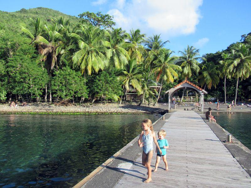 Plage Martinique Anse Noire