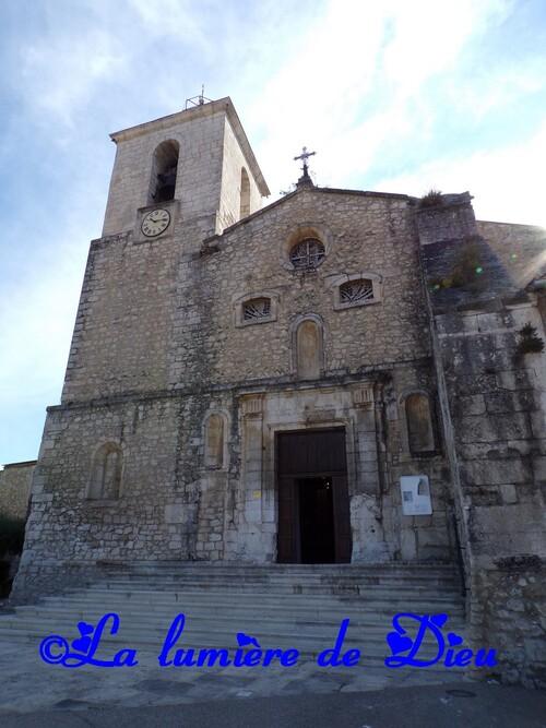 Orgon, église Notre-Dame de l'Assomption