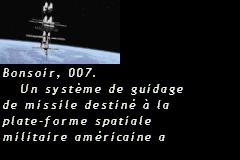 Des jeux 007 - GBC et GBA