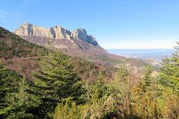 20 février 2020 - Montagne de Faraud.