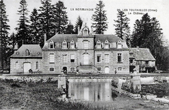LES REMPARTS DES TOURAILLES (Orne)