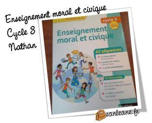 Enseignement moral et civique, cycle 3