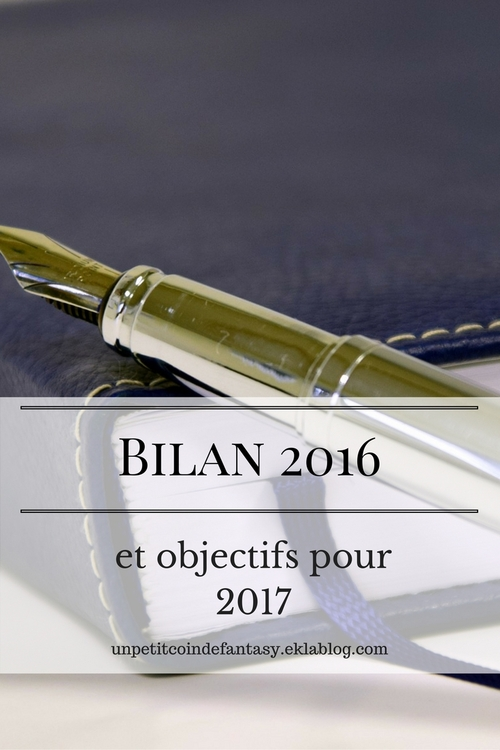 Bilan 2016 et objectifs pour 2017