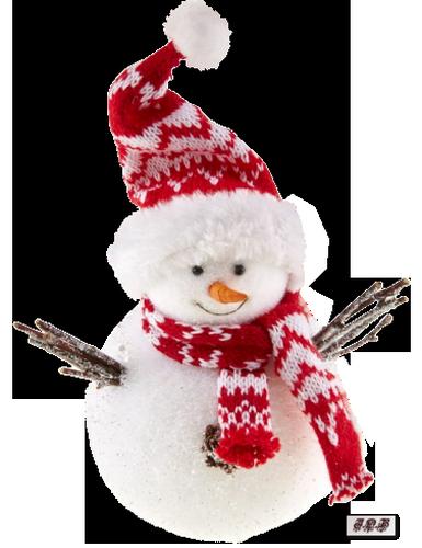 Tubes : Bonhommes de neige