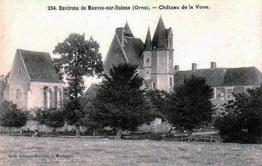 LES REMPARTS DE LA VOVE (Orne)