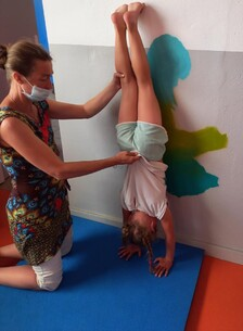 Un tamm gimnastic... ha labour ivez!