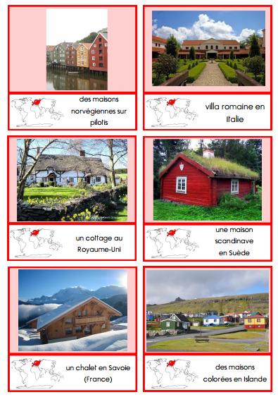 """Résultat de recherche d'images pour """"carte nomenclature maisons du monde"""""""