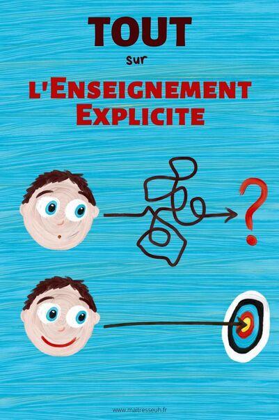 Comment booster l'implication des élèves avec l'Enseignement Explicite