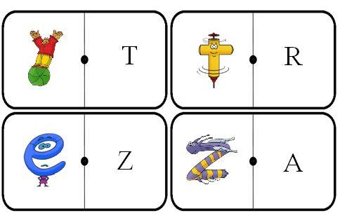 Domino des alphas