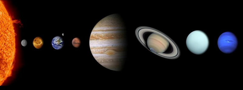Espace: Le système solaire