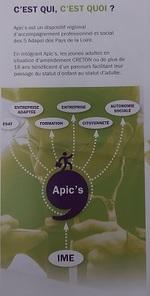 Atelier Vie Quotidienne : Notre visite à l'APIC'S