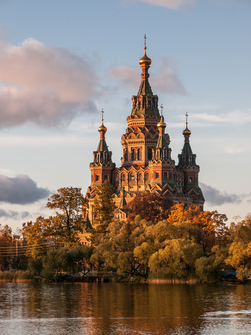 Escale 3 : La Russie de mes rêves
