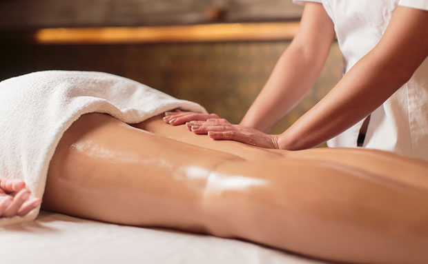Антицеллюлитный массаж при геморрое
