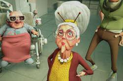 Jamais sans mon dentier… du rififi en maison de retraite !