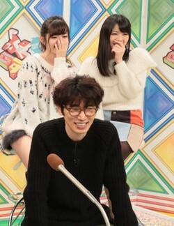 """℃-ute dans l'émission """"P-Sma"""""""