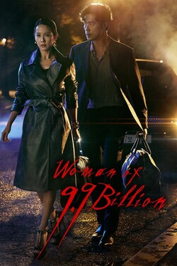 Woman of 9.9 Billion Won // Drama coréen