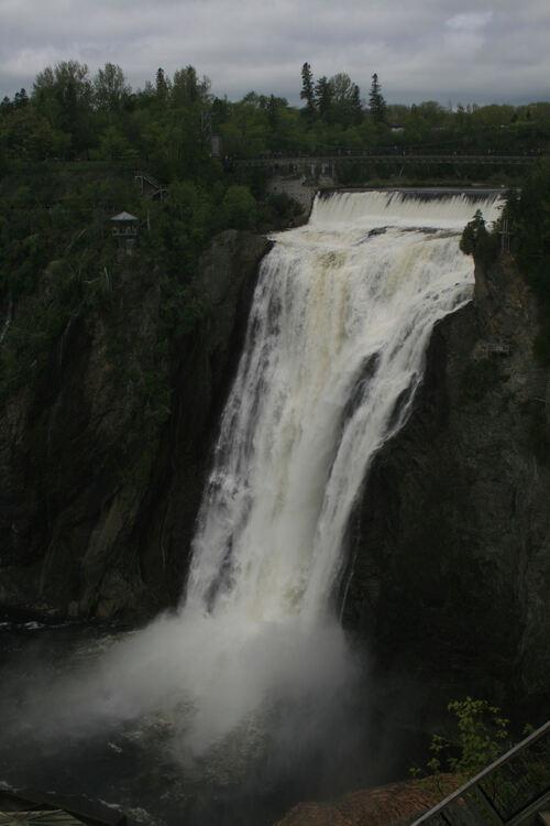 La chute-Montmorency