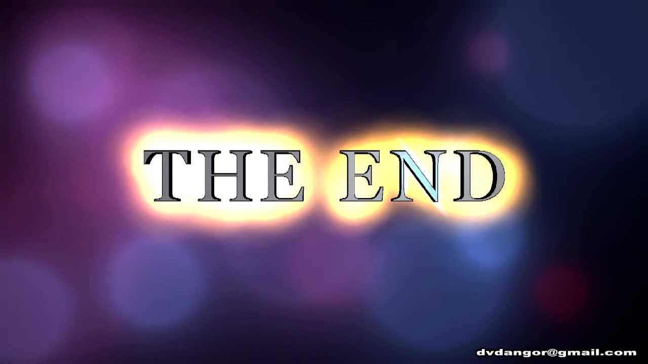 The end - Fred Tyros Studio