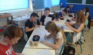 Atelier de géométrie