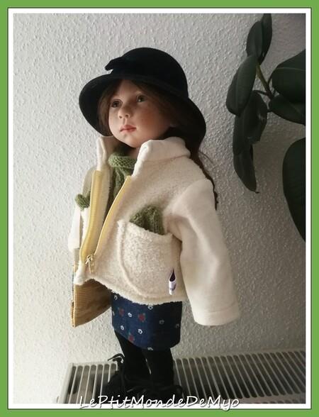 Dressing de Linchen et Joyeuses Pâques