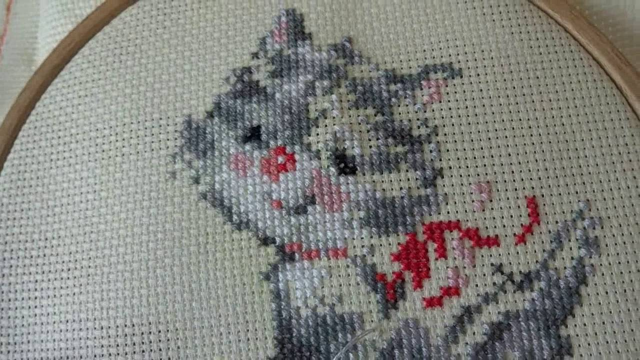 Beginner Embroidery: 6 Basic Stitches