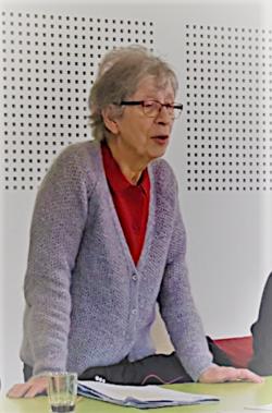 In memoriam Anne-Marie Grimaud (1939-2021)