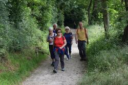 La randonnée du 6 juin à Hérouville-Saint-Clair