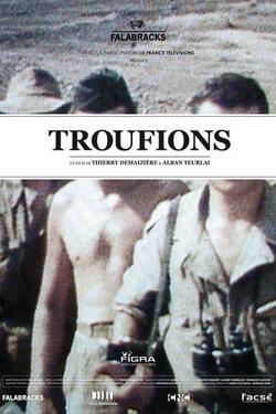 Pour le premier article de la 8e année de mon blog je vous présente le film « Troufions »