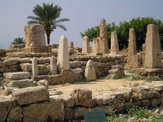 «Temple aux obélisques»