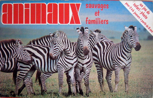 Animaux sauvages et familiers