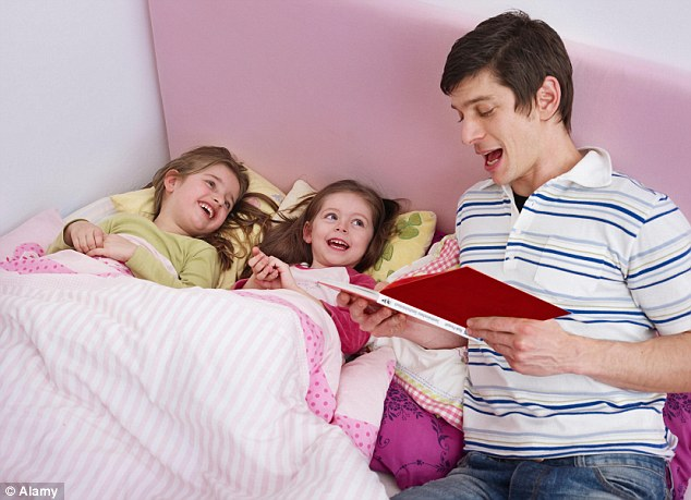 The perfect bedtime story lasts eight-and-a-half minutes and includes a dragon, a princess, a wizard and a fairy, research reveals