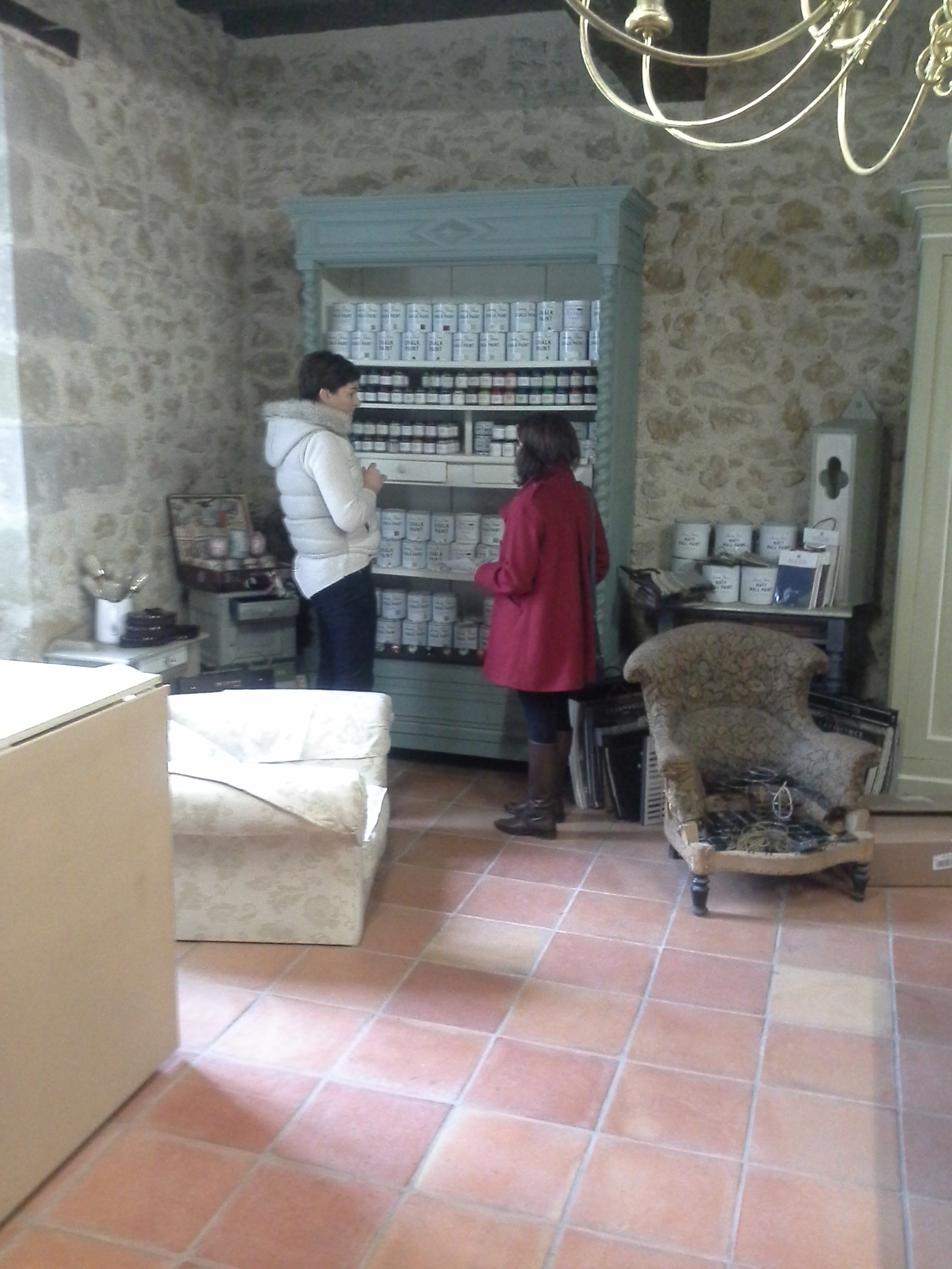 Peinture Annie Sloan En France annie sloan -ciara - dans ma maison, il y a
