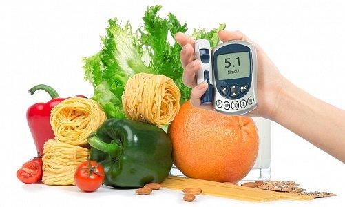 Здоровье правильное питание при сахарном диабете