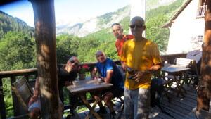 Mont Pelat Lac d'Allos
