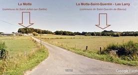LES REMPARTS DE ST-QUENTIN-DE-BLAVOU/St-JULIEN-S/SARTHE (Orne)