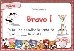 Rallye lecture Thérèse Miaou CE1