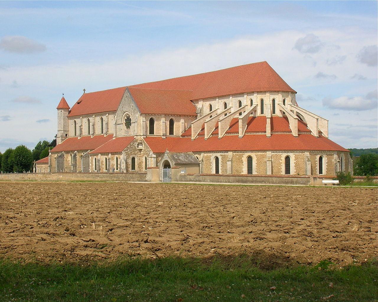 Image illustrative de l'article Abbaye de Pontigny