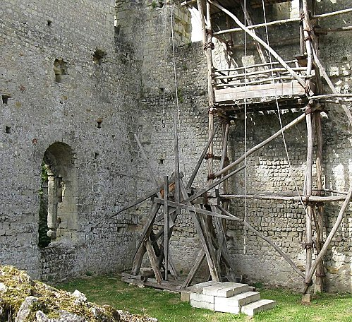 Langeais - Donjon